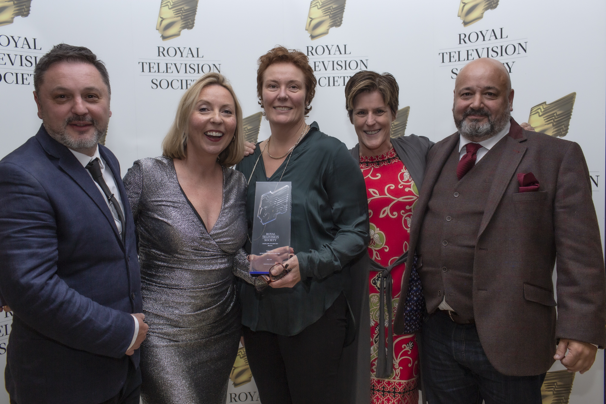 The Cry wins Best Drama at RTS Scotland | Synchronicity Films